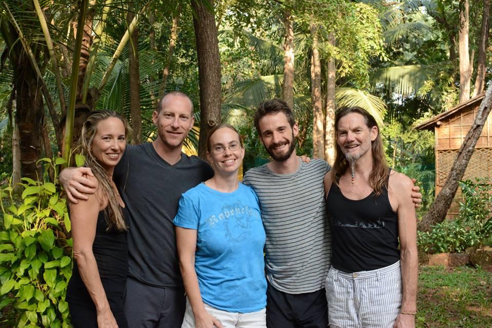 Yoga Teachers - My Lineage