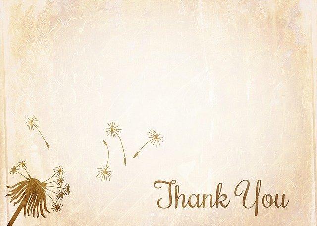 Gratitude And Generosity